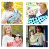 Trendy baby carriers