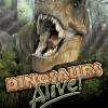 Running with dinosaurs in 3D movie experience