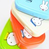 Fresh and colourful lunch boxes with Miffy Bento