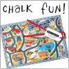 Fun and practical chalk placemats