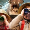 Family activities at the Natural History Museum