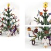 Modern & eco friendly Christmas trees