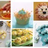 Fun cupcakes for children parties
