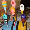 Monday Crafts: Spoon Friends