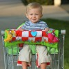 Shopping cart covers for happy babies...and mummies