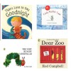 Favourite books for toddlers and preschool age children