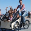 Barcelona with kids: Trixi-Kids tricycle