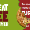 Kids Eat Free at Pizza Hut