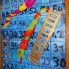 Monday crafts: homemade snakes & ladders