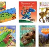 Celebrate Book Week with a theme: Dinosaurs Books