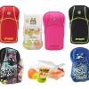 Lunch boxes for big boys and girls