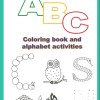 Free Printables: ABC colouring book