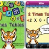 Learn Through Play: Times Table App
