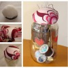From olive jar to soft top glass jar storage container