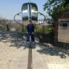 Standing on the Meridian at Greenwich