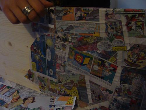 comics-covered-shelf