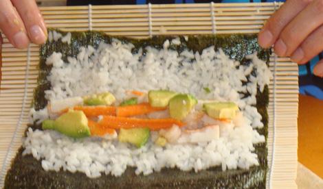 sushi-roll