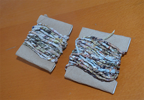 paper thread