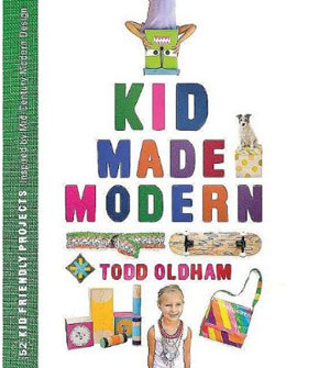 Fab Mums » Kid Made Modern by Todd Oldham, modern inspired ...